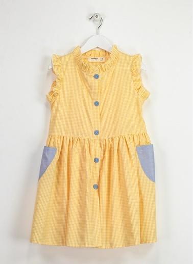 Morhipo Kids Elbise Sarı